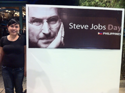 appSIZED at Steve jobs day Manila