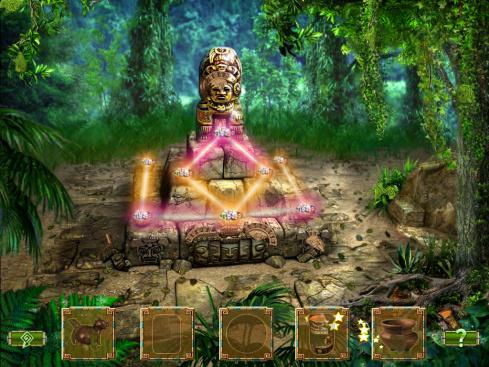 Treasures of Montezuma